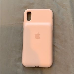 Apple Charging iPhone XS Case